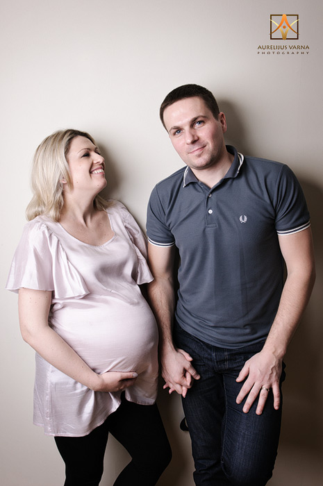 Maternity photographer in London