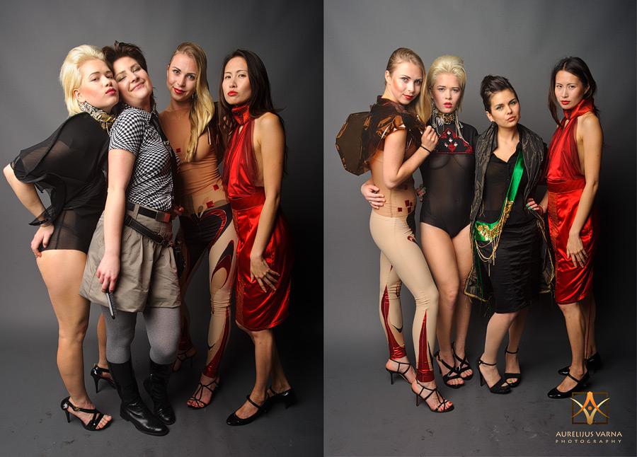Aurelijus Varna fashion photographer London
