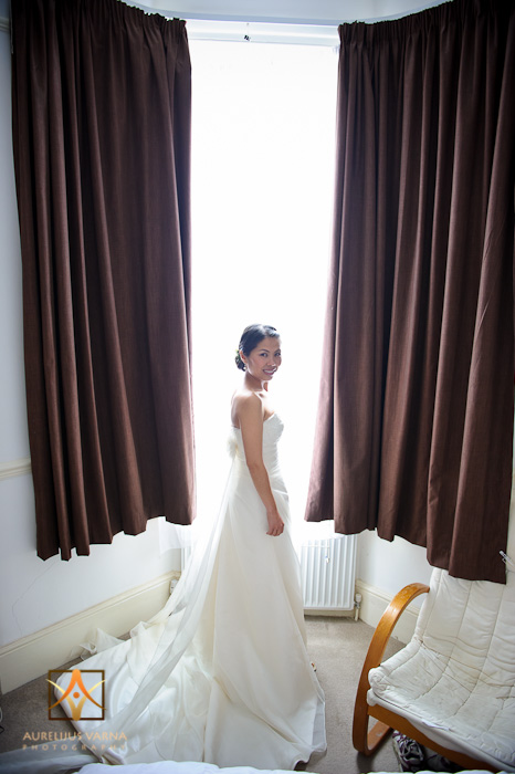 Contemporary wedding photographer London, Aurelijus Varna photography
