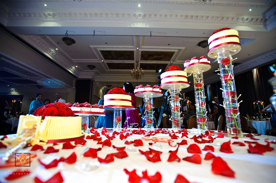 best indian and english wedding cake in london