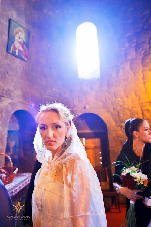 Destination wedding photography in Armenia twin churches