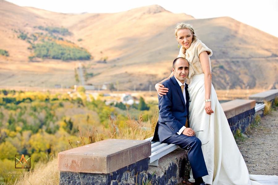 Russian speaking destination wedding photographer in Armenia