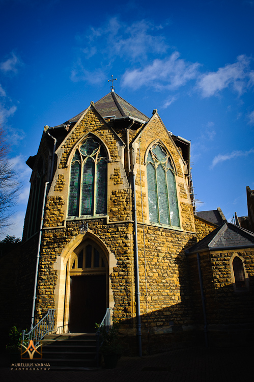 Cathedral at Northampton