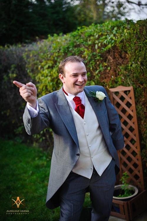 groom in Healdey