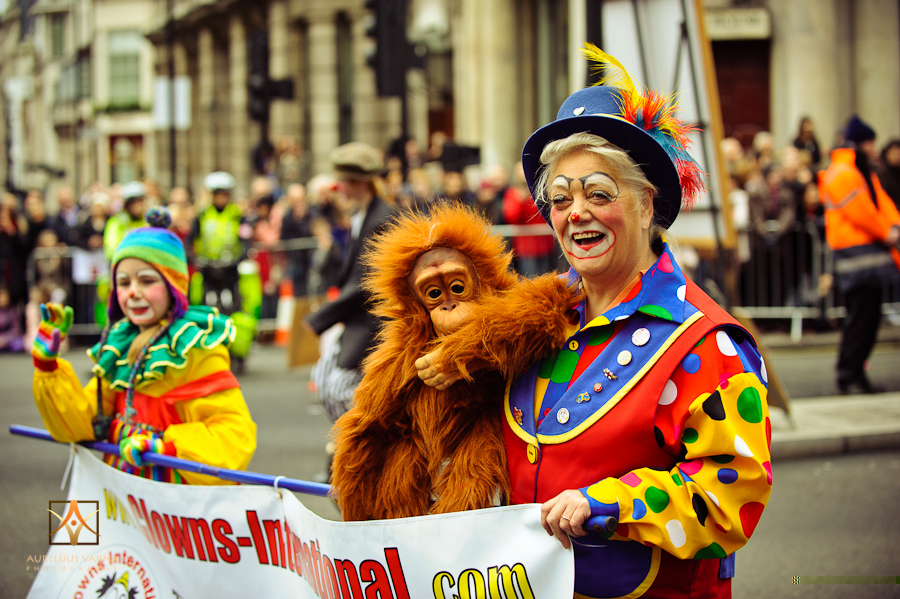 London New Year Parade 2012 (20)