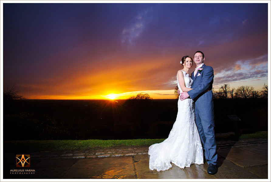 winter wedding photographer at pembroke lodge (44)