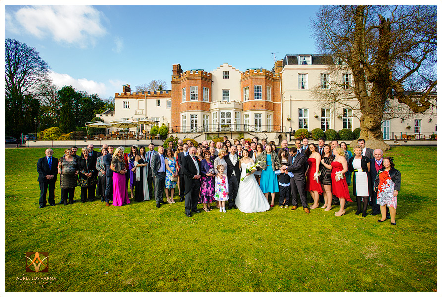 wedding photography at Taplow house hotel wedding (26)