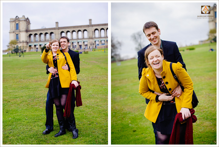 alexandra palace engagement session in spring (4)