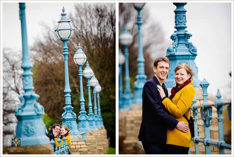 alexandra palace engagement session in spring (6)