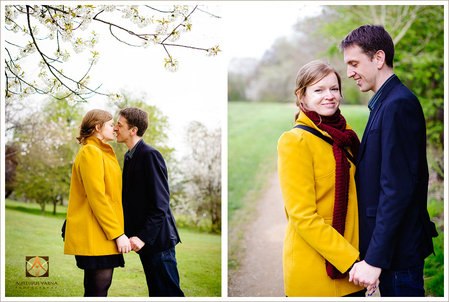 alexandra palace engagement session in spring (2)