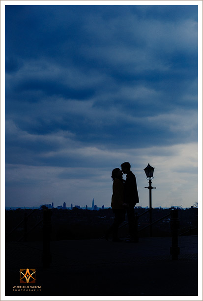 alexandra palace engagement session in spring (8)