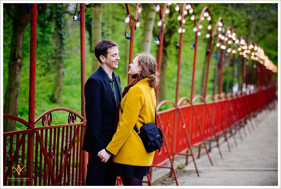 alexandra palace engagement session in spring (15)